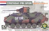 Боевая машина пехоты YPR765A1 PRI