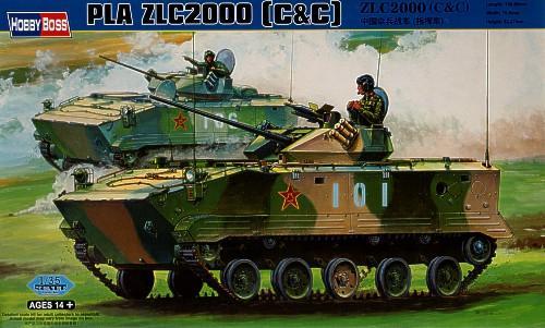 Боевая машина десанта ZLC-2000 Hobby Boss 82435