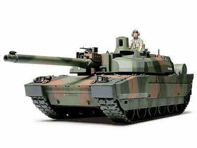 Французский танк Leclerc 2 Tamiya 35279