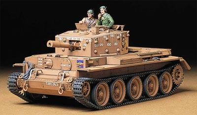 Британский танк Centaur C. S. Mk.IV Tamiya 35232