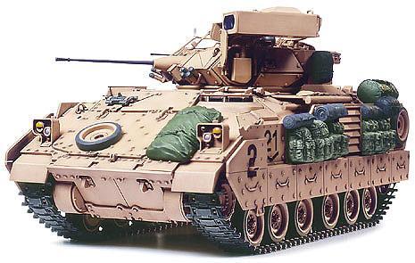 Американская боевая машина пехоты M2A2 ODS IFV Tamiya 35264