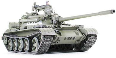 Советский средний танк T-55A Tamiya 35257