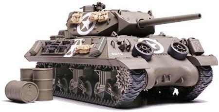 Американский истребитель танков M10 (средний тип) Tamiya 32519