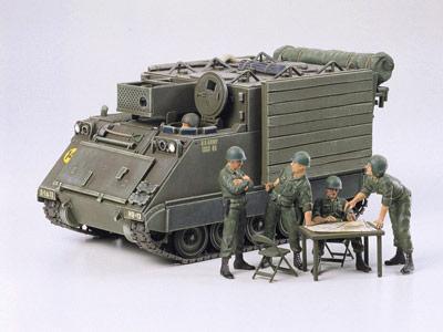 Командно-штабная машина M577 Tamiya 35071