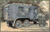Einheitsdiesel Kfz.61 Fernsprechbetriebskraftwagen