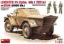 Бронеавтомобиль Leichter Pz.kpfw. 202(e) с экипажем (Динго Mk.I) MiniArt 35082 основная фотография