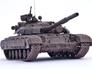 Украинский боевой танк T-64БM2 Skif 228 основная фотография