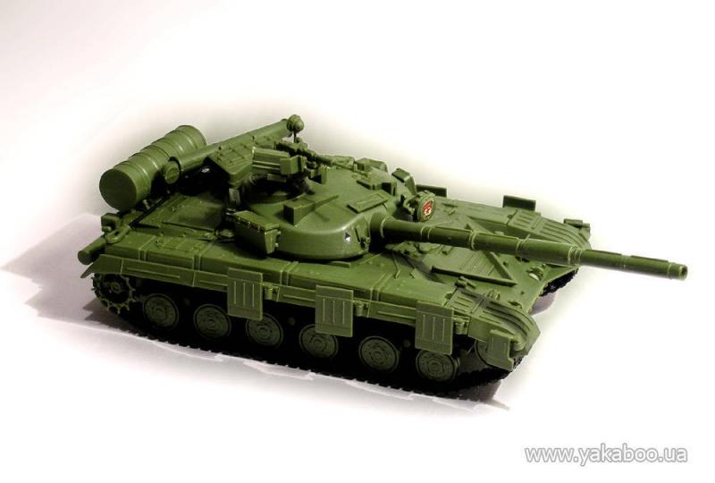 Советский командирский танк Т-64АК Skif 227