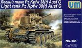 Легкий танк Pz.Kpfw 38(t) Ausf.G