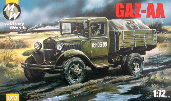 Советский автомобиль ГАЗ-АА Military Wheels 7233