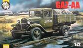 Советский автомобиль ГАЗ-АА