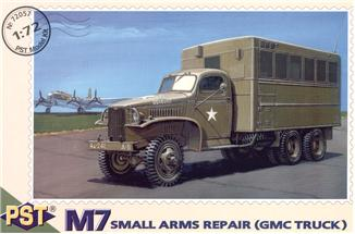 M7 (GMC truck) small arms repair PST 72057