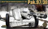 Германская 75мм противотанковая пушка Pak.97/38
