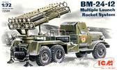 Реактивная система залпового огня БM-24-12