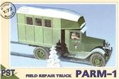 PARM-1 WWII Soviet field repair truck