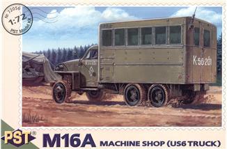 M16A (US 6 truck) workshop PST 72056