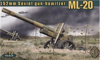 МЛ-20 Советская 152мм гаубица Ace 72227