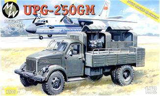 УПГ-250ГМ Установка для проверки гидросистем на базе автомобиля ГАЗ-52 Military Wheels 7235