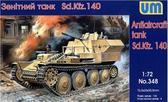 Зенитный танк Sd.Kfz.140