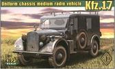 Машина радио связи Kfz.17