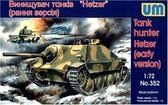 Истребитель танков «Hetzer» (ранняя версия)