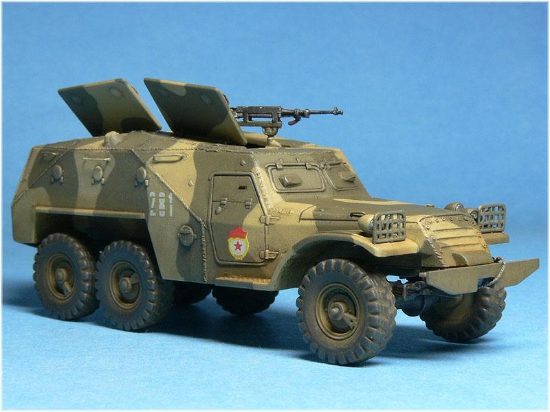 Советский БТР-152K Skif 211