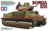 Французский средний танк Somua S35