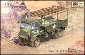 Bedford QL 3-ton 4x4 fire tender