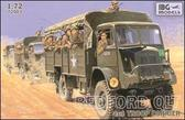 Bedford QLT 4x4 troop carrier