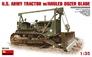 Американский армейский бульдозер MiniArt 35184 основная фотография