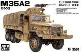 Грузовик M35A2 2 -1/2 TON CARGO TRUCK