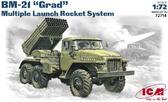 Реактивная система залпового огня БM-21
