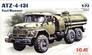 Советский автозаправщик ATZ - 4 - 131 ( длина 9,8 см ) ICM 72813 основная фотография