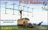 Советская радиолокационная станция П-12
