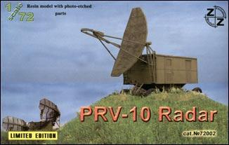 Советский радиовысотомер ПРВ-10 ZZ MODELL 72002