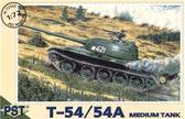 T-54/54A Soviet medium tank