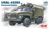 Подвижный командный пункт Урал-43203
