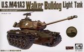 M41A3 WALKER BULLDOG LIGHT  TANK от Afv-Club