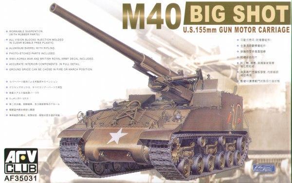 M40 Afv-Club 35031