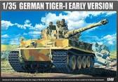 Модель немецкого танка TIGER 1 (ранняя версия) AC1348
