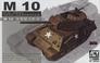 Истребитель танков США M10 Afv-Club 35024 основная фотография
