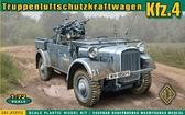 Машина зенитного прикрытия Truppenluftschutzkraftwagen Kfz.4