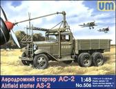 Авиастартер АС-2 на базе грузовика ГАЗ-ААА