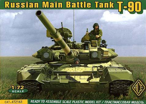 Танк T-90 Ace 72163