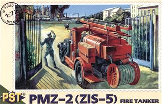PMZ-2 (ZiS-5) fire-engine PST 72052