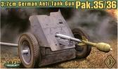 Германская противотанковая пушка 3.7cm Pak.35/36