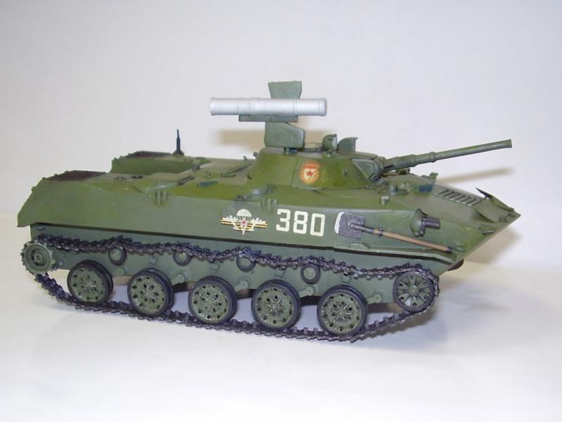 Боевая машина десанта БМД-1П Skif 223
