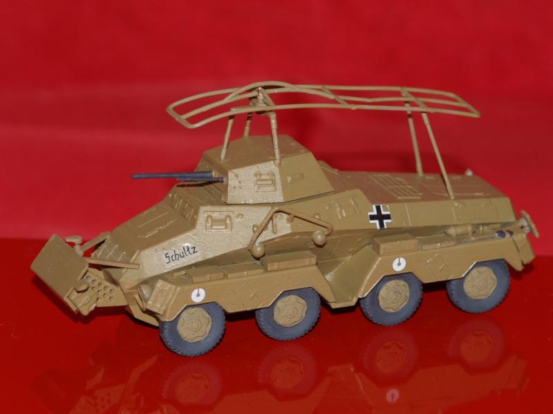 Бронеавтомобиль Sdkfz 232 Roden 704