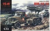 Реактивная система залпового огня БM-14-16