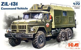 Подвижный командный пункт ЗиЛ-131 ICM 72812
